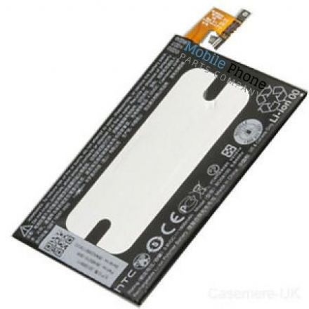 Genuine HTC One Mini M4 Battery BO58100 - Part No: 35H00210-00M